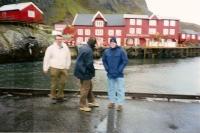 0640 - Freddo cane all'isola di A - Lofoten 1994.jpg